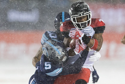 CFL 2017:  Grey Cup, Stampeders vs Argonauts NOV 26