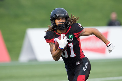 CFL 2018:  Alouettes vs Redblacks  MAY 31