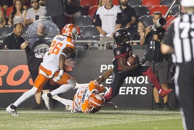 CFL 2018:  Lions vs Redblacks  JUL 20
