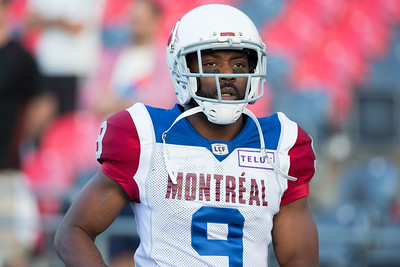 CFL 2018: Alouettes vs Redblacks AUG 31