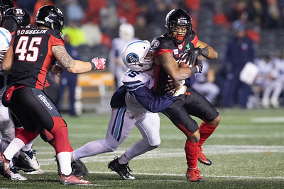 CFL 2018: Argonauts vs Redblacks  NOV 02