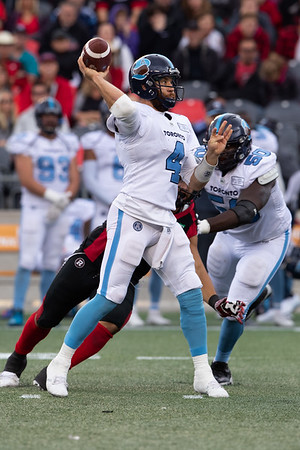 CFL 2019: Argonauts vs Redblacks  SEP 07