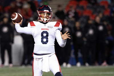 CFL 2019: Alouettes vs Redblacks  NOV 01