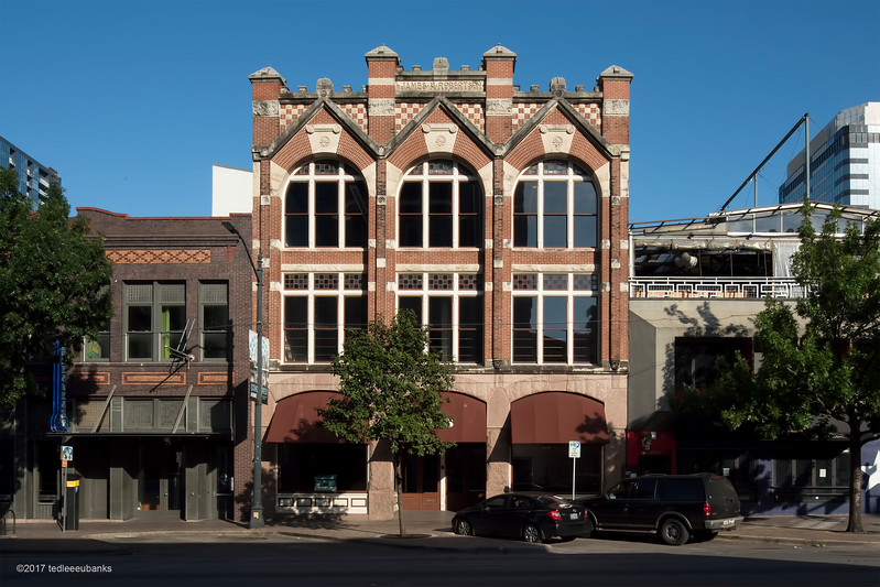 James H Robertson Building