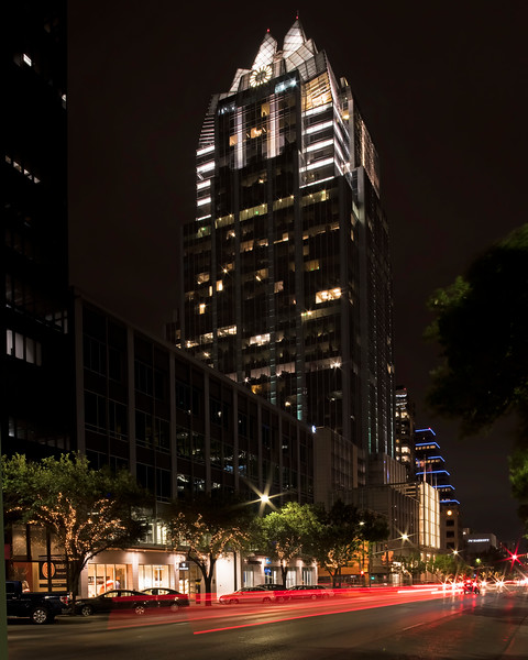 Frost Tower (night)