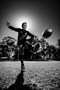 AFL Football Portraits-26
