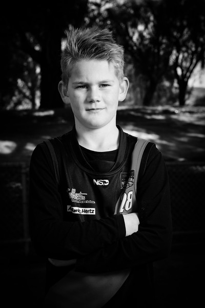 AFL Football Portraits-2