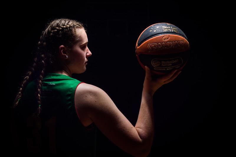 Basketball - Makala Bingley-6