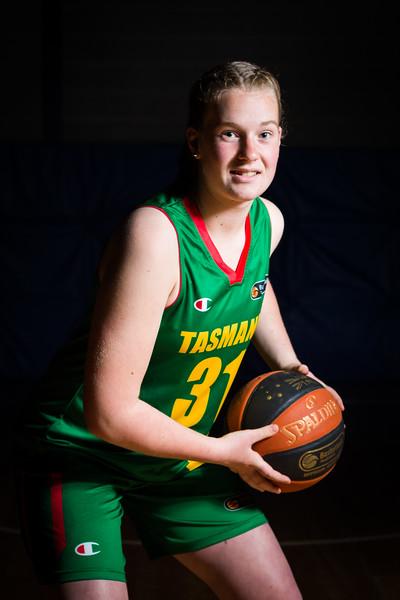 Basketball - Makala Bingley-27