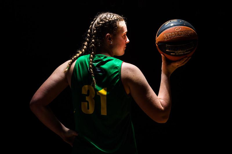 Basketball - Makala Bingley-10