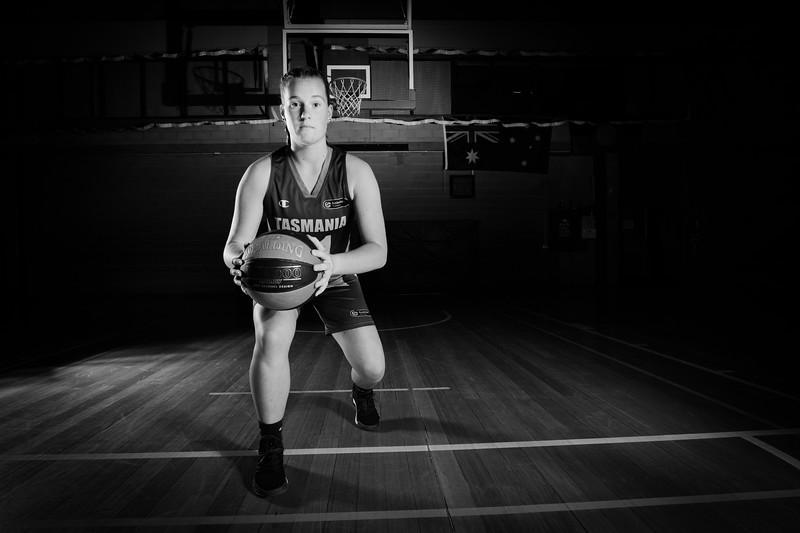 Basketball - Makala Bingley-17