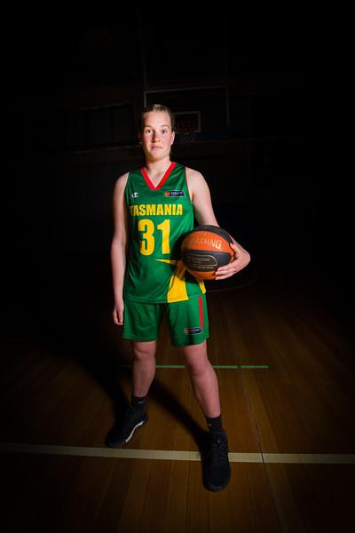 Basketball - Makala Bingley-18