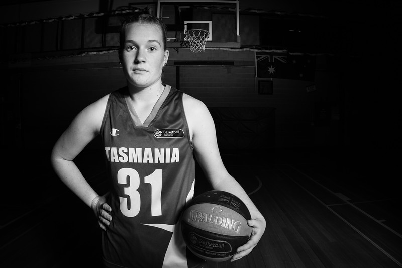 Basketball - Makala Bingley-20