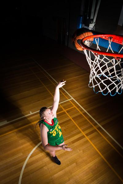 Basketball - Makala Bingley-35