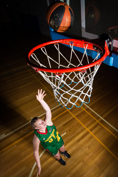 Basketball - Makala Bingley-37