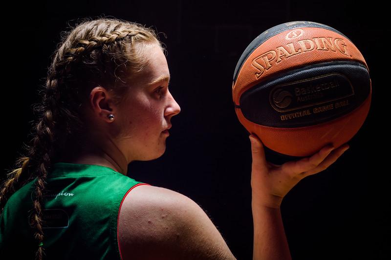 Basketball - Makala Bingley-8