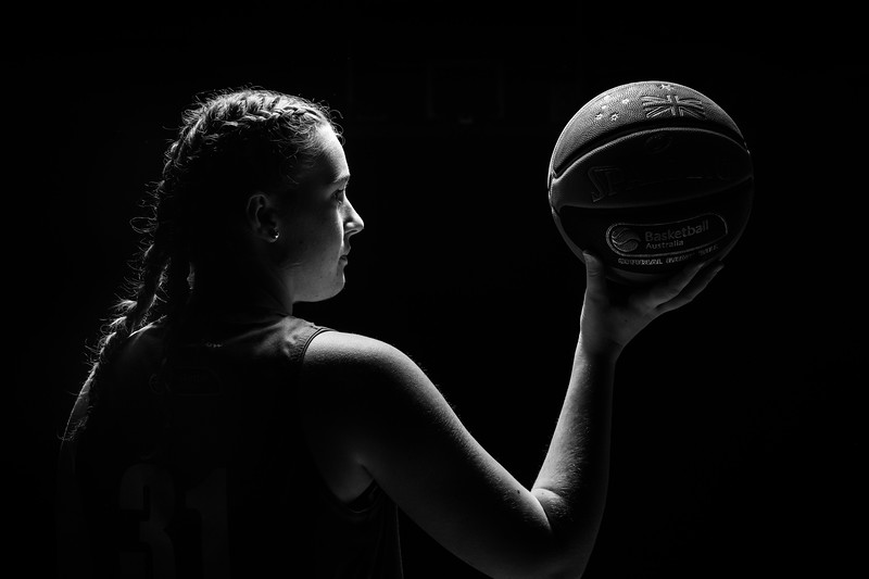 Basketball - Makala Bingley-5