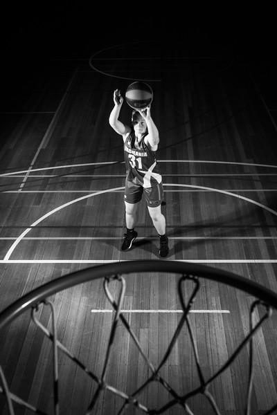Basketball - Makala Bingley-39