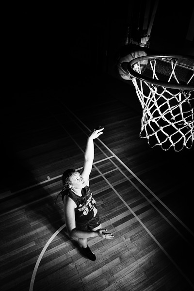 Basketball - Makala Bingley-36
