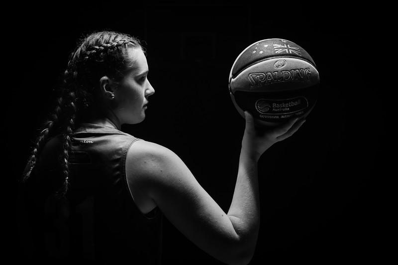 Basketball - Makala Bingley-7