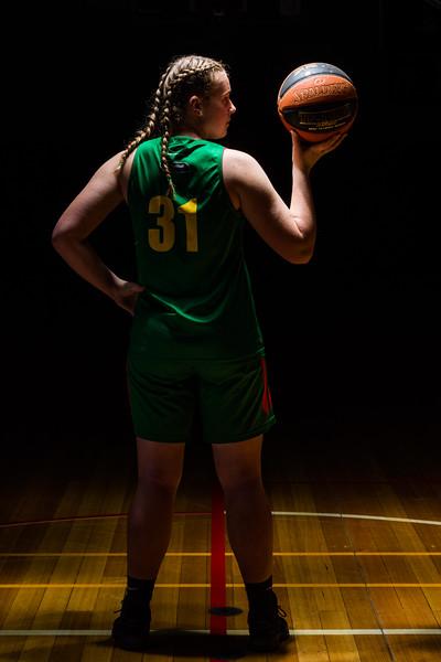 Basketball - Makala Bingley-12