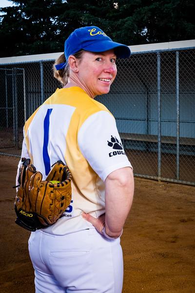 Sports Portraits - Softball - Sarah French-29