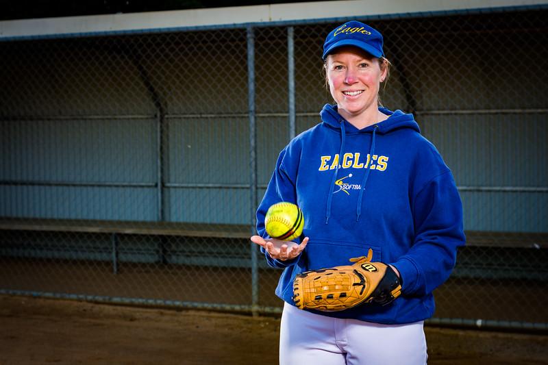 Sports Portraits - Softball - Sarah French-18
