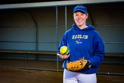 Sports Portraits - Softball - Sarah French-18