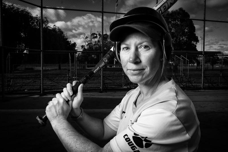Sports Portraits - Softball - Sarah French-40
