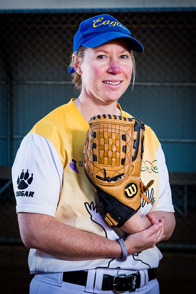 Sports Portraits - Softball - Sarah French-23