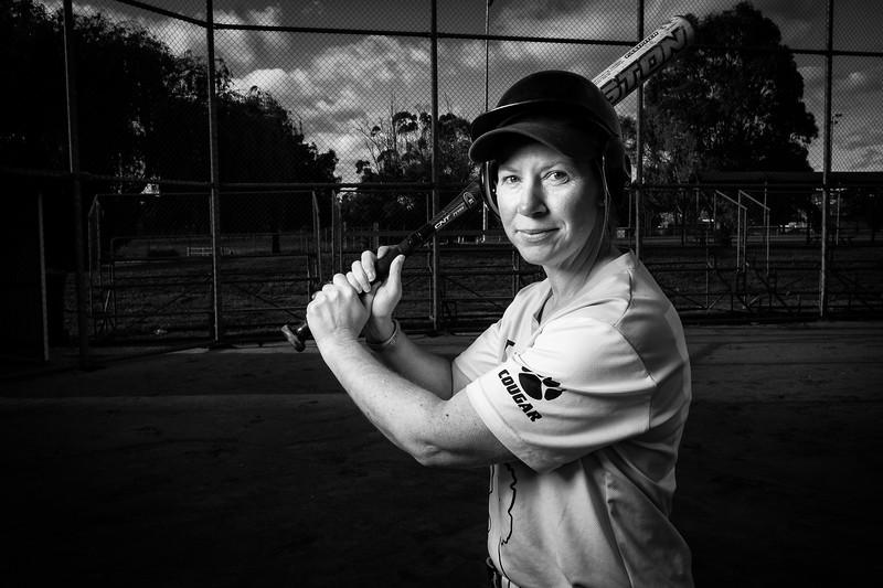 Sports Portraits - Softball - Sarah French-41