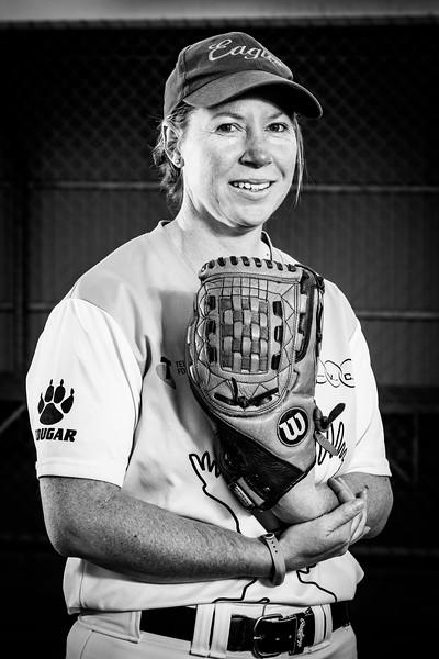 Sports Portraits - Softball - Sarah French-24