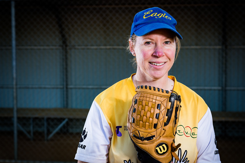 Sports Portraits - Softball - Sarah French-22