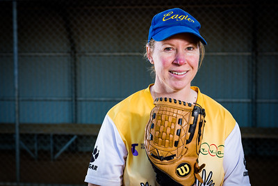 Sports Portraits - Softball - Sarah French-22