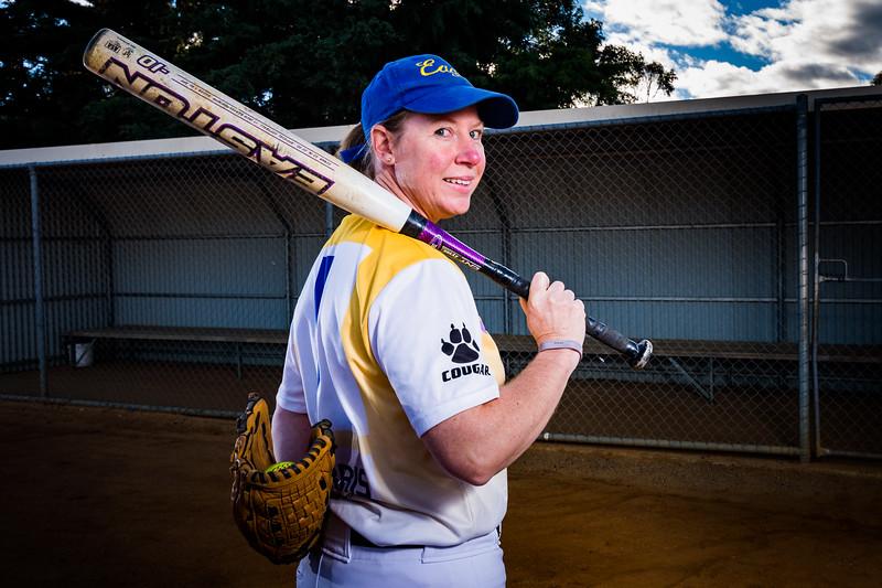 Sports Portraits - Softball - Sarah French-31