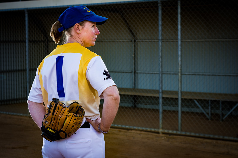 Sports Portraits - Softball - Sarah French-28