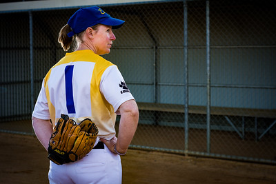 Sports Portraits - Softball - Sarah French-28