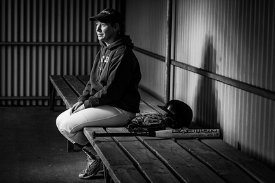 Sports Portraits - Softball - Sarah French-2