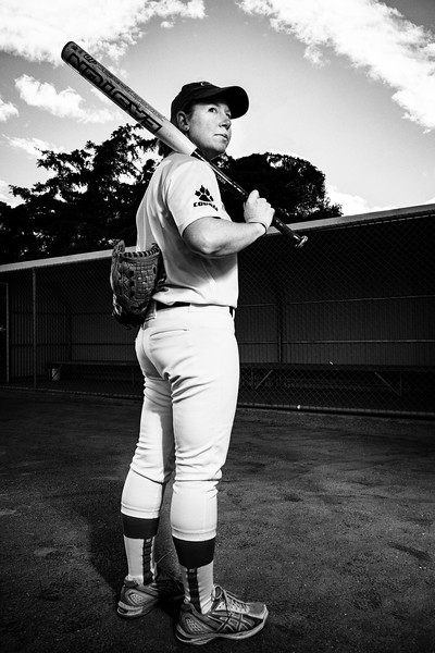 Sports Portraits - Softball - Sarah French-34