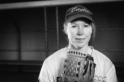 Sports Portraits - Softball - Sarah French-20