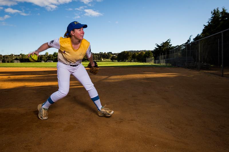 Sports Portraits - Softball - Sarah French-47