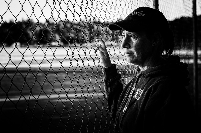 Sports Portraits - Softball - Sarah French-6