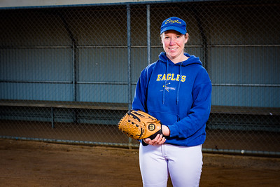 Sports Portraits - Softball - Sarah French-14
