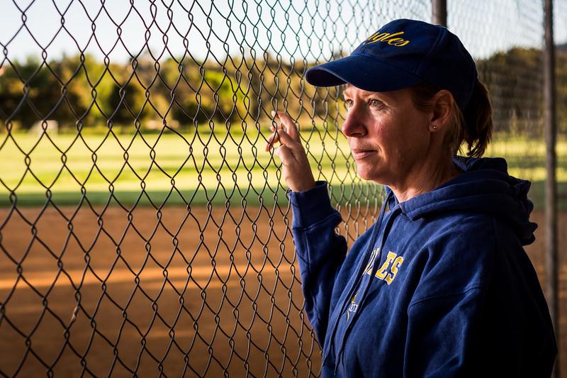 Sports Portraits - Softball - Sarah French-7