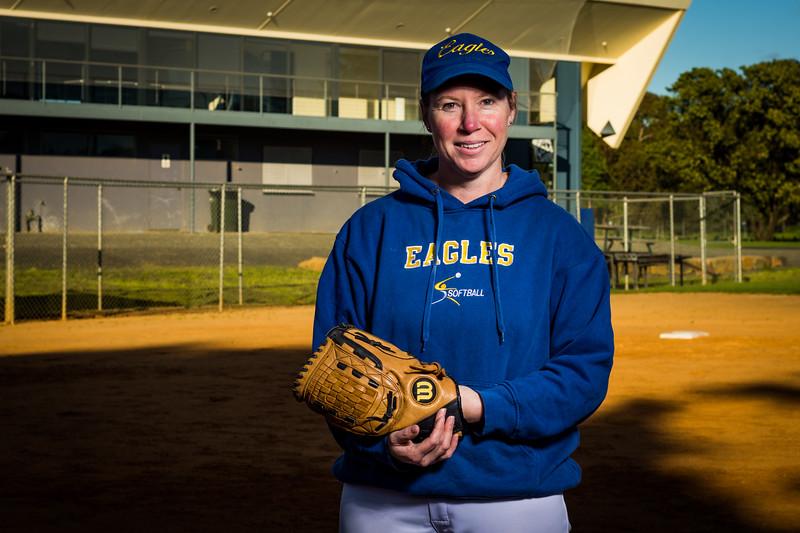 Sports Portraits - Softball - Sarah French-11