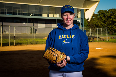 Sports Portraits - Softball - Sarah French-11