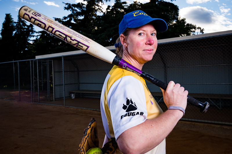 Sports Portraits - Softball - Sarah French-38