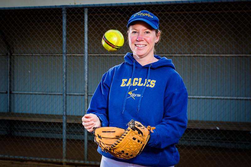 Sports Portraits - Softball - Sarah French-16