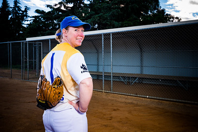 Sports Portraits - Softball - Sarah French-30