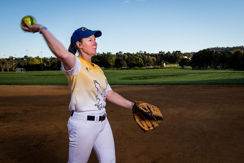 Sports Portraits - Softball - Sarah French-45